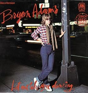 Rarebird's Rock and Roll Nest: Bryan Adams' 1979 disco single
